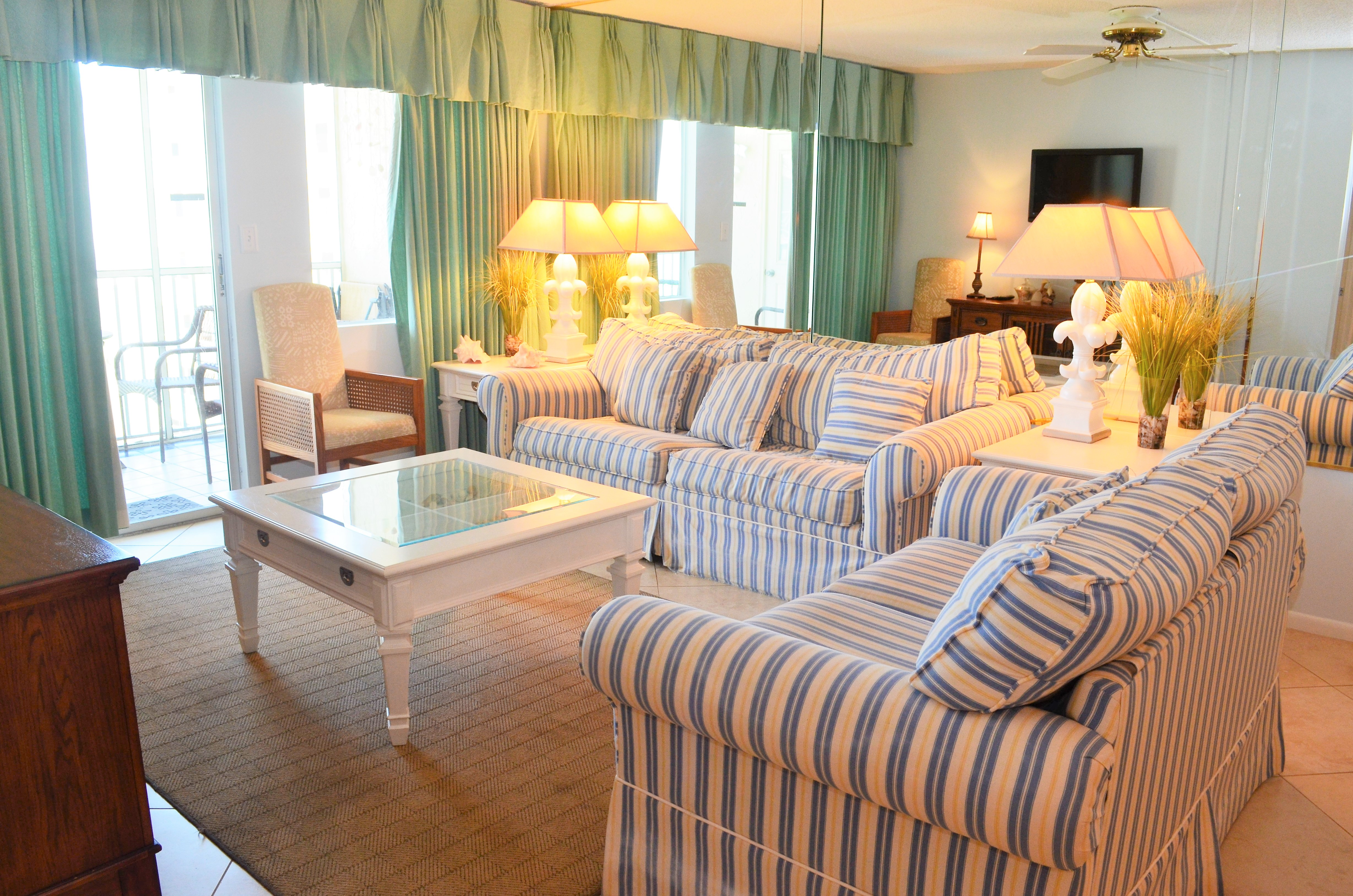 Holiday Surf & Racquet Club 517 Condo rental in Holiday Surf & Racquet Club in Destin Florida - #1