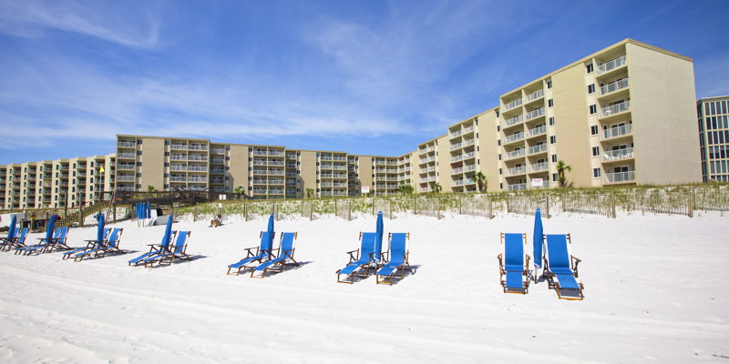Holiday Surf & Racquet Club 517 Condo rental in Holiday Surf & Racquet Club in Destin Florida - #3