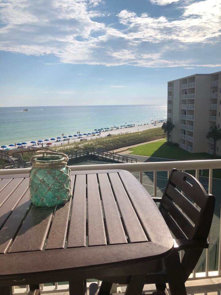 Holiday Surf & Racquet Club 518 Condo rental in Holiday Surf & Racquet Club in Destin Florida - #1
