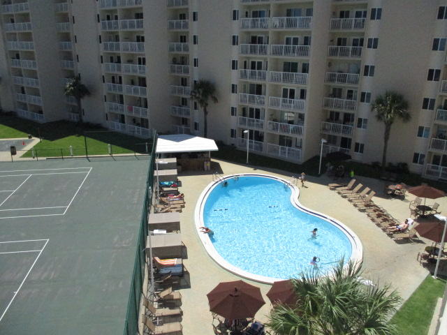 Holiday Surf & Racquet Club 518 Condo rental in Holiday Surf & Racquet Club in Destin Florida - #30