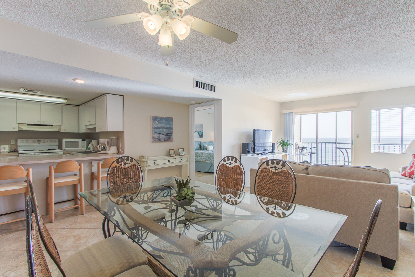 Holiday Surf & Racquet Club 520 Condo rental in Holiday Surf & Racquet Club in Destin Florida - #8