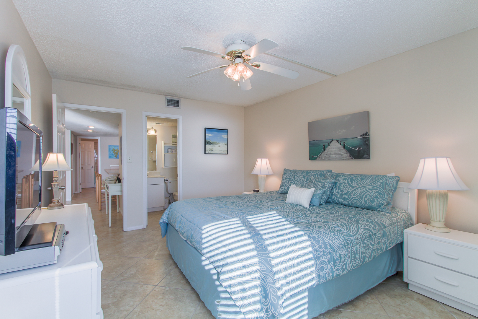 Holiday Surf & Racquet Club 520 Condo rental in Holiday Surf & Racquet Club in Destin Florida - #10