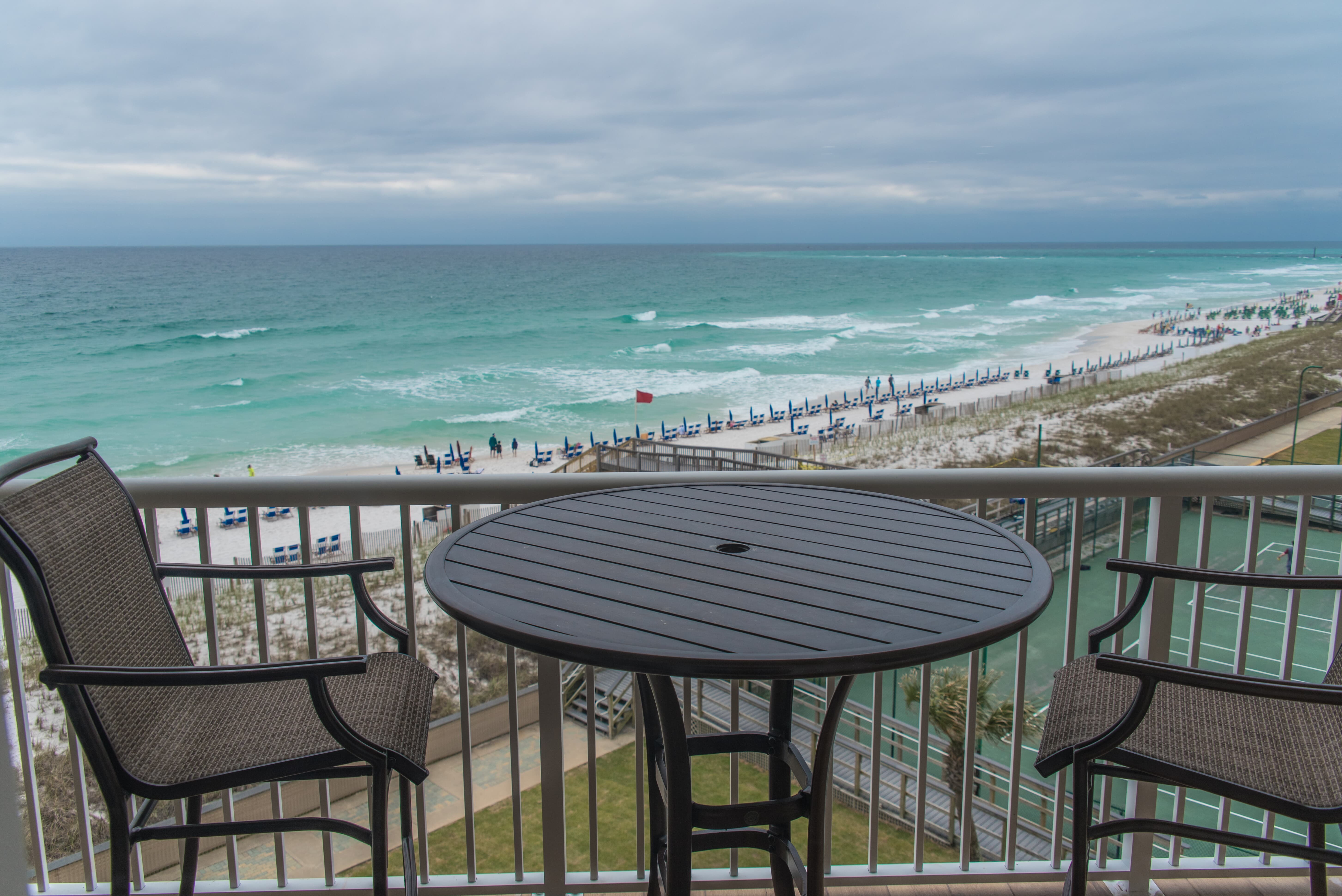 Holiday Surf & Racquet Club 522 Condo rental in Holiday Surf & Racquet Club in Destin Florida - #3