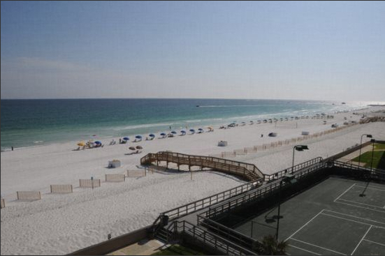 Holiday Surf & Racquet Club 522 Condo rental in Holiday Surf & Racquet Club in Destin Florida - #6