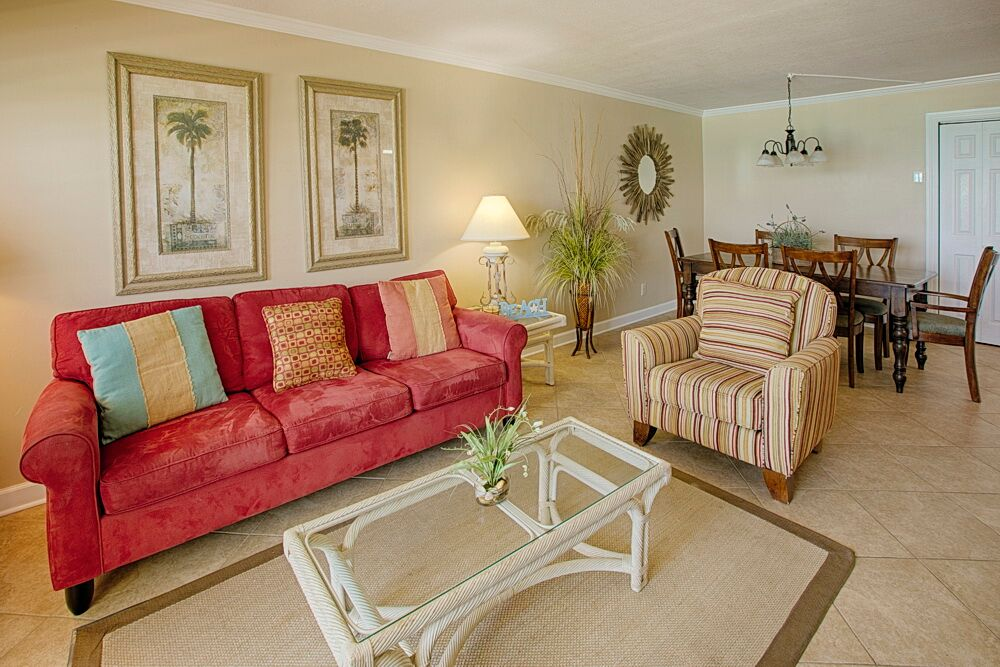 Holiday Surf & Racquet Club 523 Condo rental in Holiday Surf & Racquet Club in Destin Florida - #8