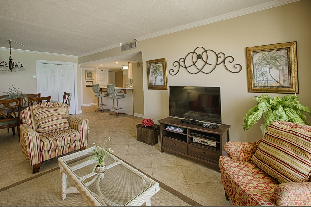 Holiday Surf & Racquet Club 523 Condo rental in Holiday Surf & Racquet Club in Destin Florida - #10