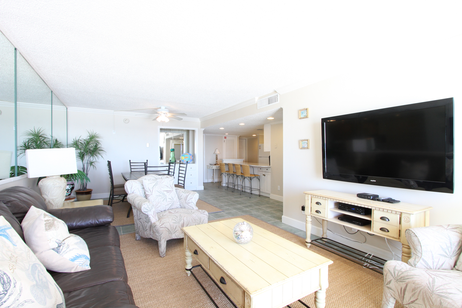 Holiday Surf & Racquet Club 601 Condo rental in Holiday Surf & Racquet Club in Destin Florida - #6