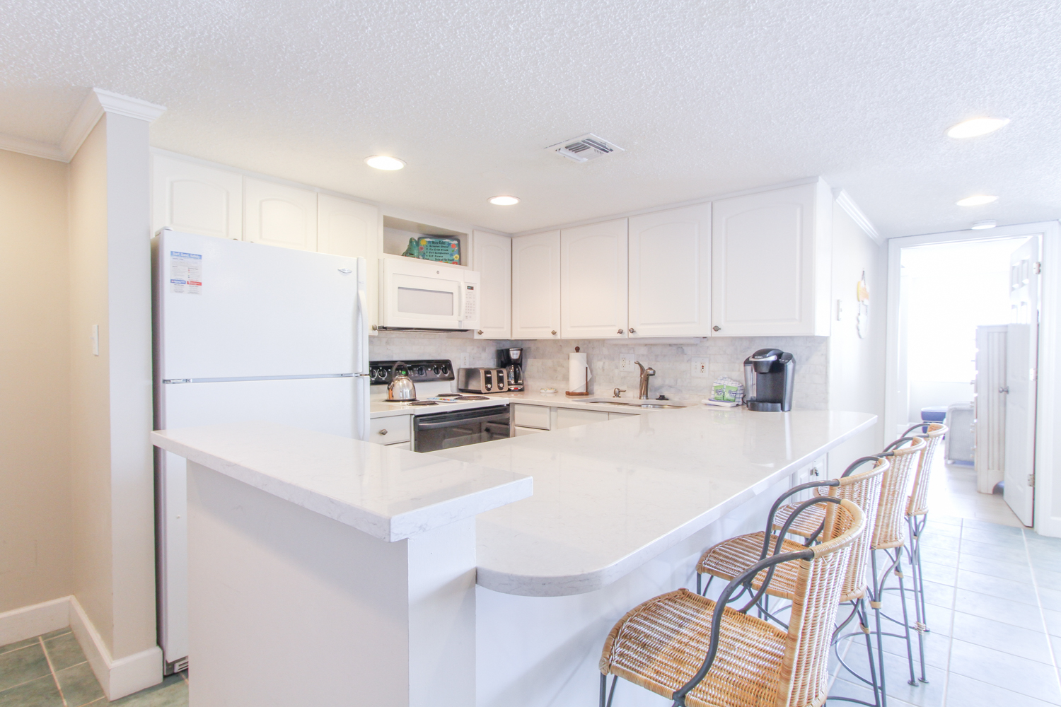 Holiday Surf & Racquet Club 601 Condo rental in Holiday Surf & Racquet Club in Destin Florida - #11
