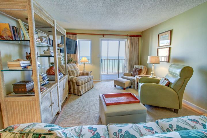 Holiday Surf & Racquet Club 605 Condo rental in Holiday Surf & Racquet Club in Destin Florida - #3