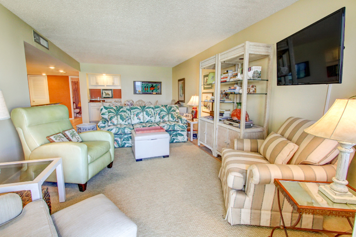 Holiday Surf & Racquet Club 605 Condo rental in Holiday Surf & Racquet Club in Destin Florida - #6