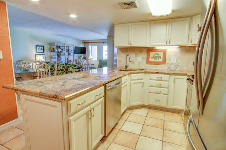 Holiday Surf & Racquet Club 605 Condo rental in Holiday Surf & Racquet Club in Destin Florida - #8