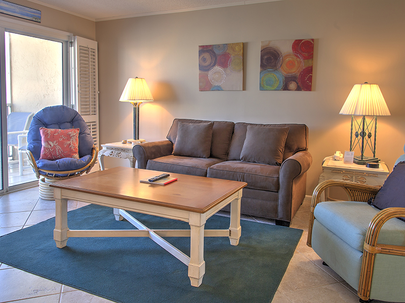 Holiday Surf & Racquet Club 609 Condo rental in Holiday Surf & Racquet Club in Destin Florida - #1