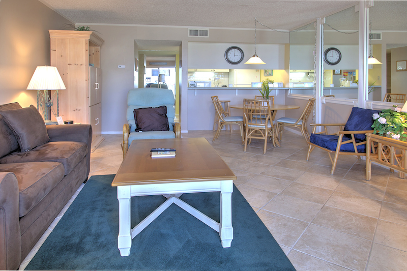 Holiday Surf & Racquet Club 609 Condo rental in Holiday Surf & Racquet Club in Destin Florida - #5