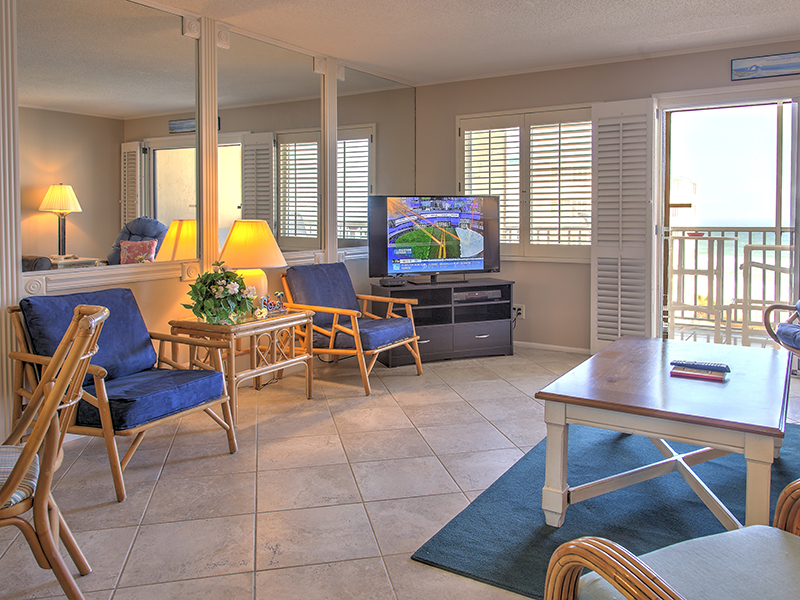 Holiday Surf & Racquet Club 609 Condo rental in Holiday Surf & Racquet Club in Destin Florida - #6