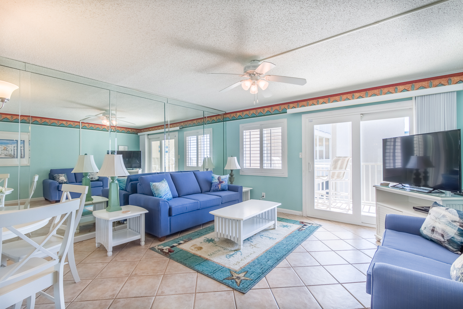Holiday Surf & Racquet Club 612 Condo rental in Holiday Surf & Racquet Club in Destin Florida - #6