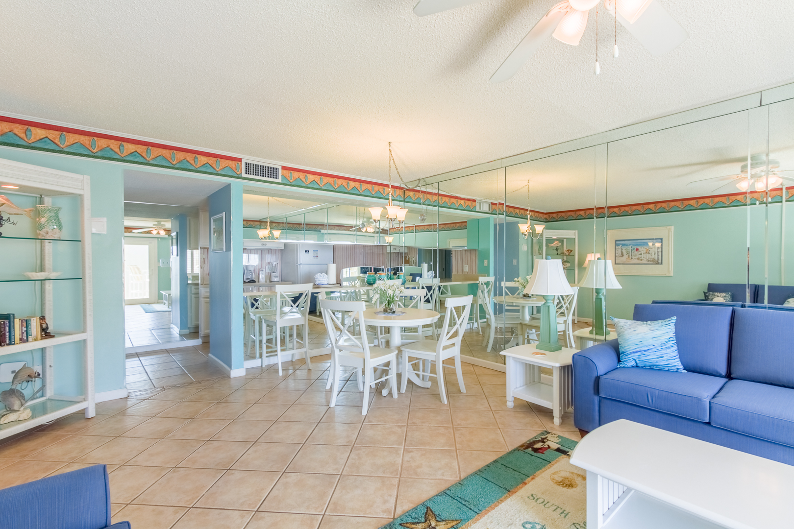 Holiday Surf & Racquet Club 612 Condo rental in Holiday Surf & Racquet Club in Destin Florida - #8
