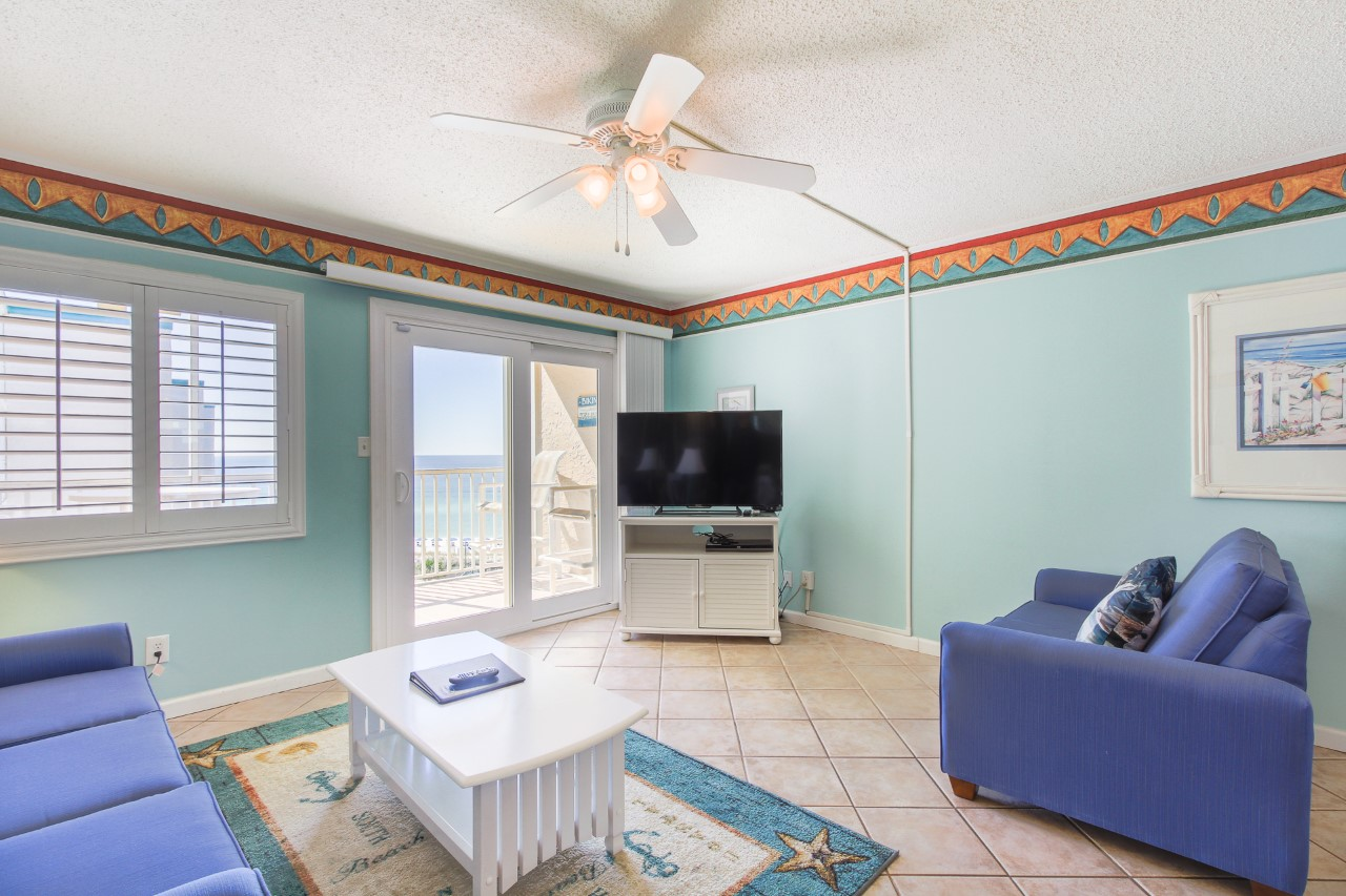 Holiday Surf & Racquet Club 612 Condo rental in Holiday Surf & Racquet Club in Destin Florida - #9
