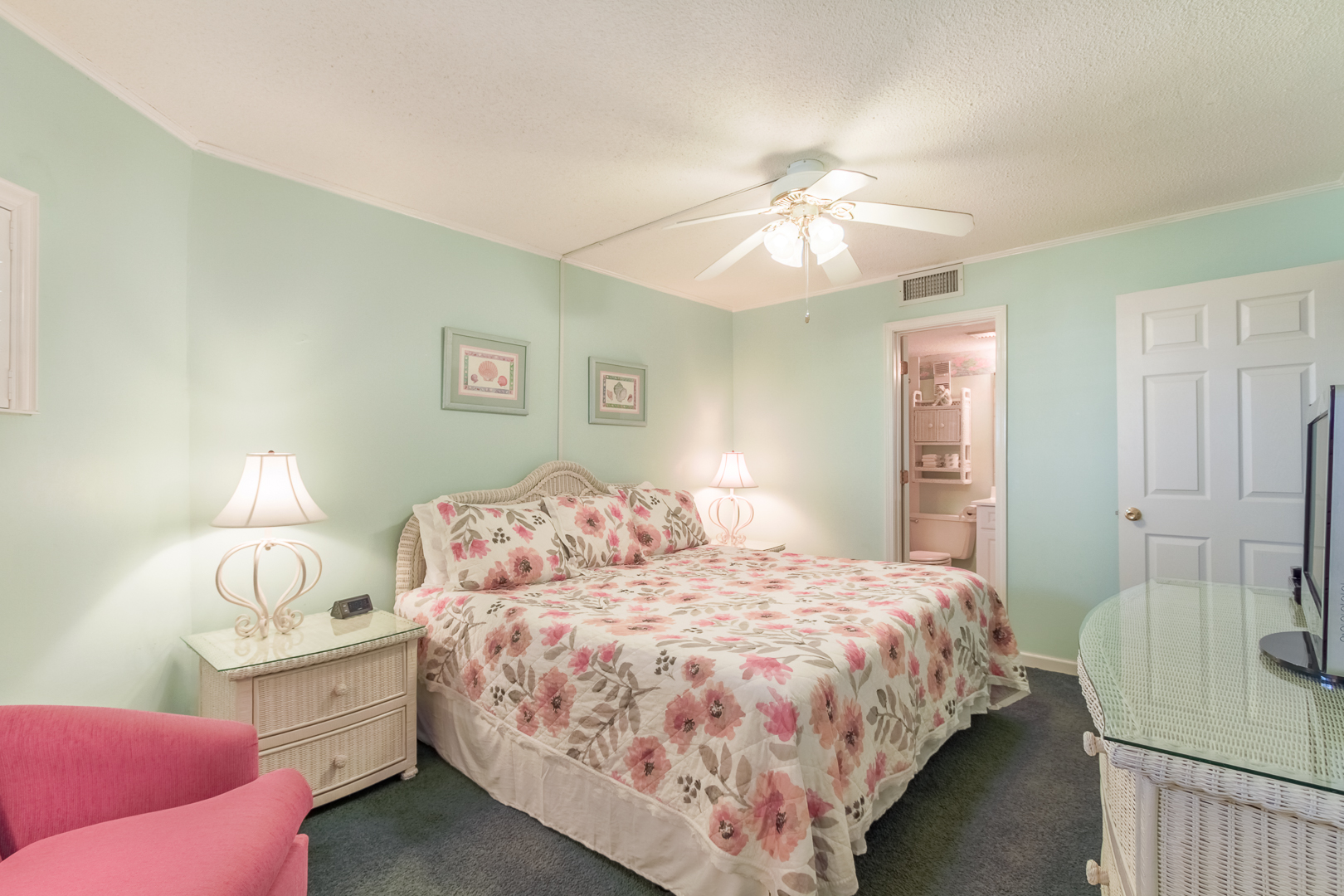 Holiday Surf & Racquet Club 612 Condo rental in Holiday Surf & Racquet Club in Destin Florida - #16