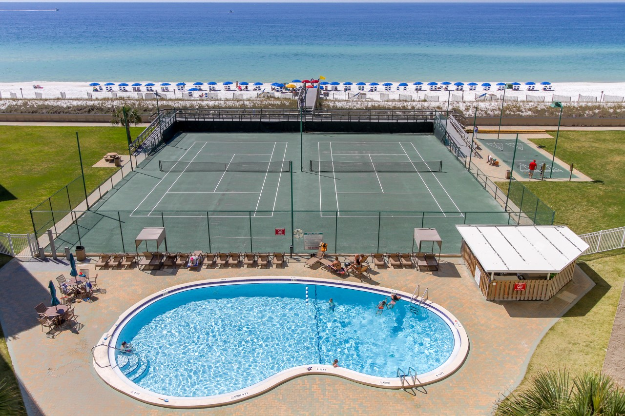 Holiday Surf & Racquet Club 612 Condo rental in Holiday Surf & Racquet Club in Destin Florida - #19