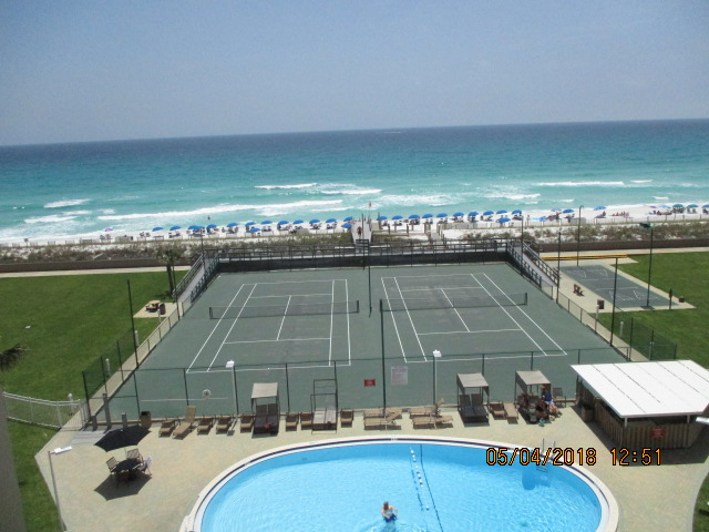 Holiday Surf & Racquet Club 613 Condo rental in Holiday Surf & Racquet Club in Destin Florida - #3