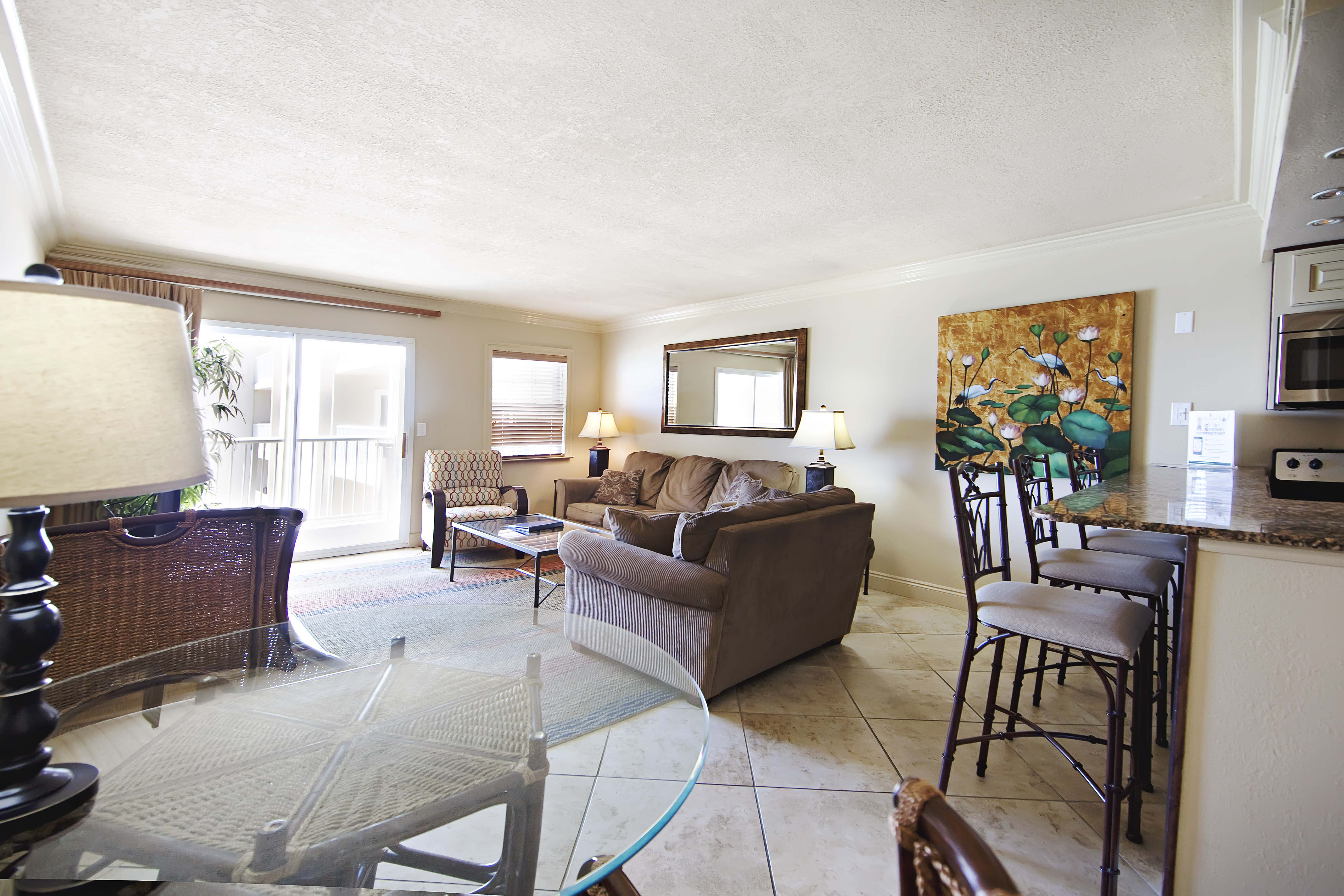 Holiday Surf & Racquet Club 613 Condo rental in Holiday Surf & Racquet Club in Destin Florida - #4