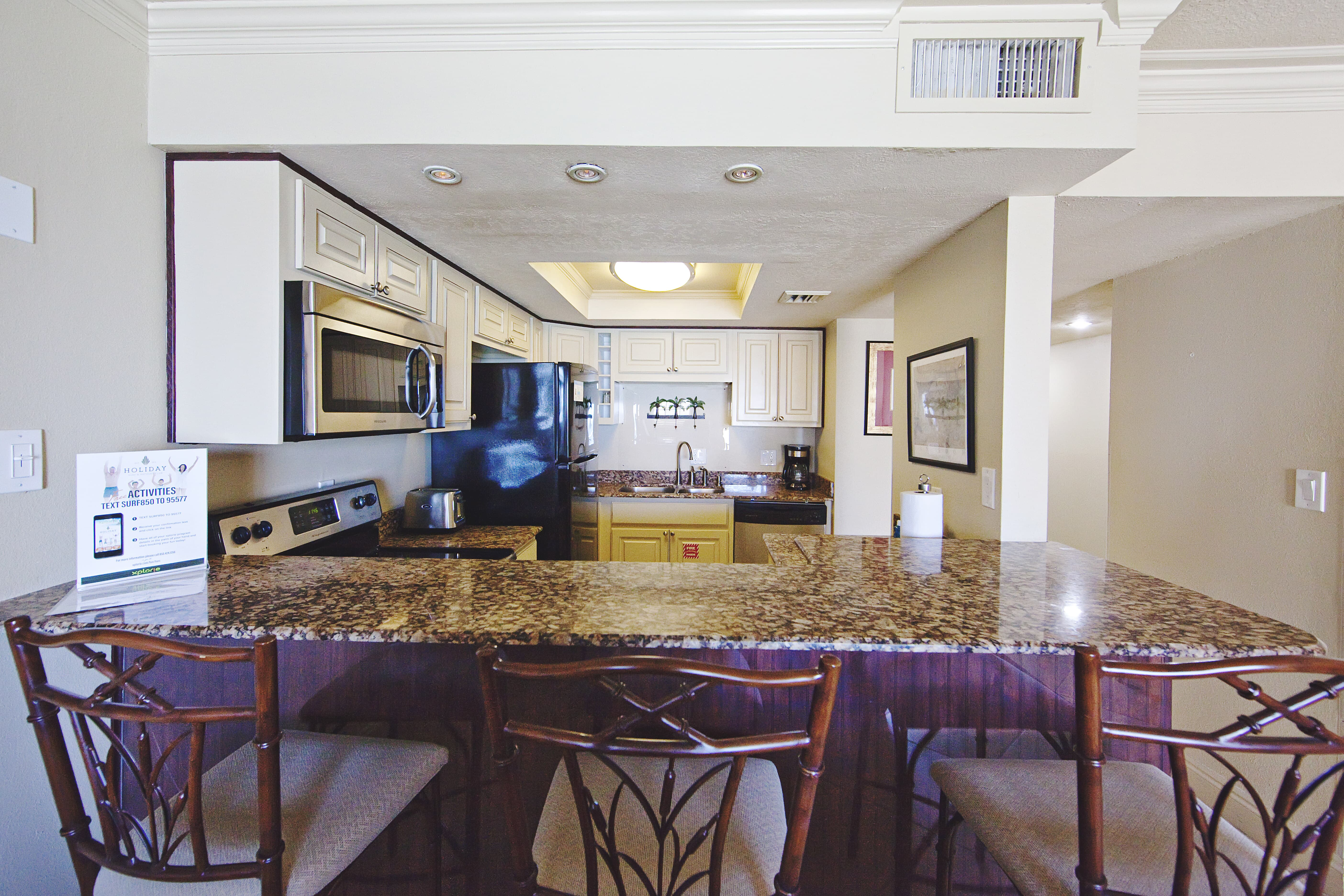 Holiday Surf & Racquet Club 613 Condo rental in Holiday Surf & Racquet Club in Destin Florida - #10