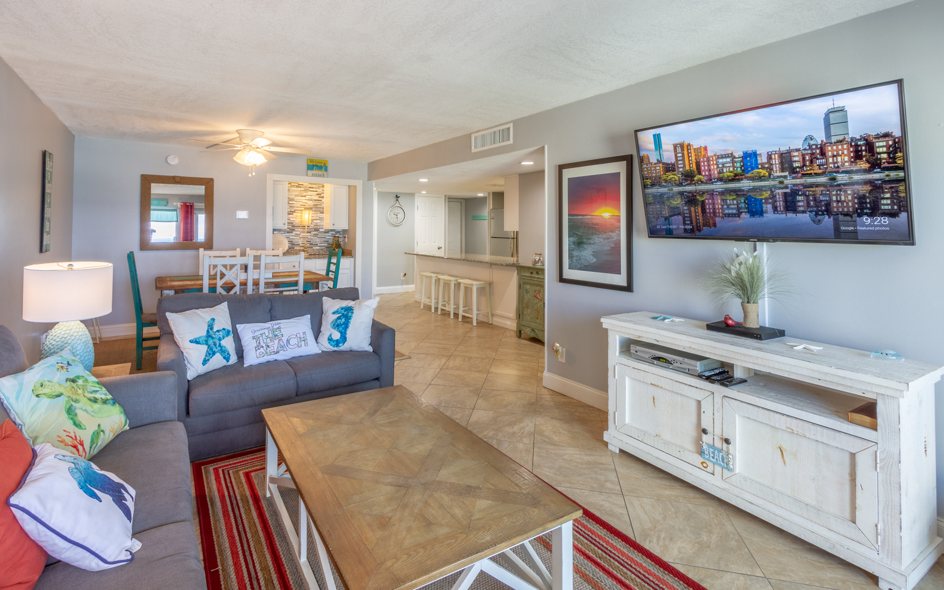Holiday Surf & Racquet Club 617 Condo rental in Holiday Surf & Racquet Club in Destin Florida - #1