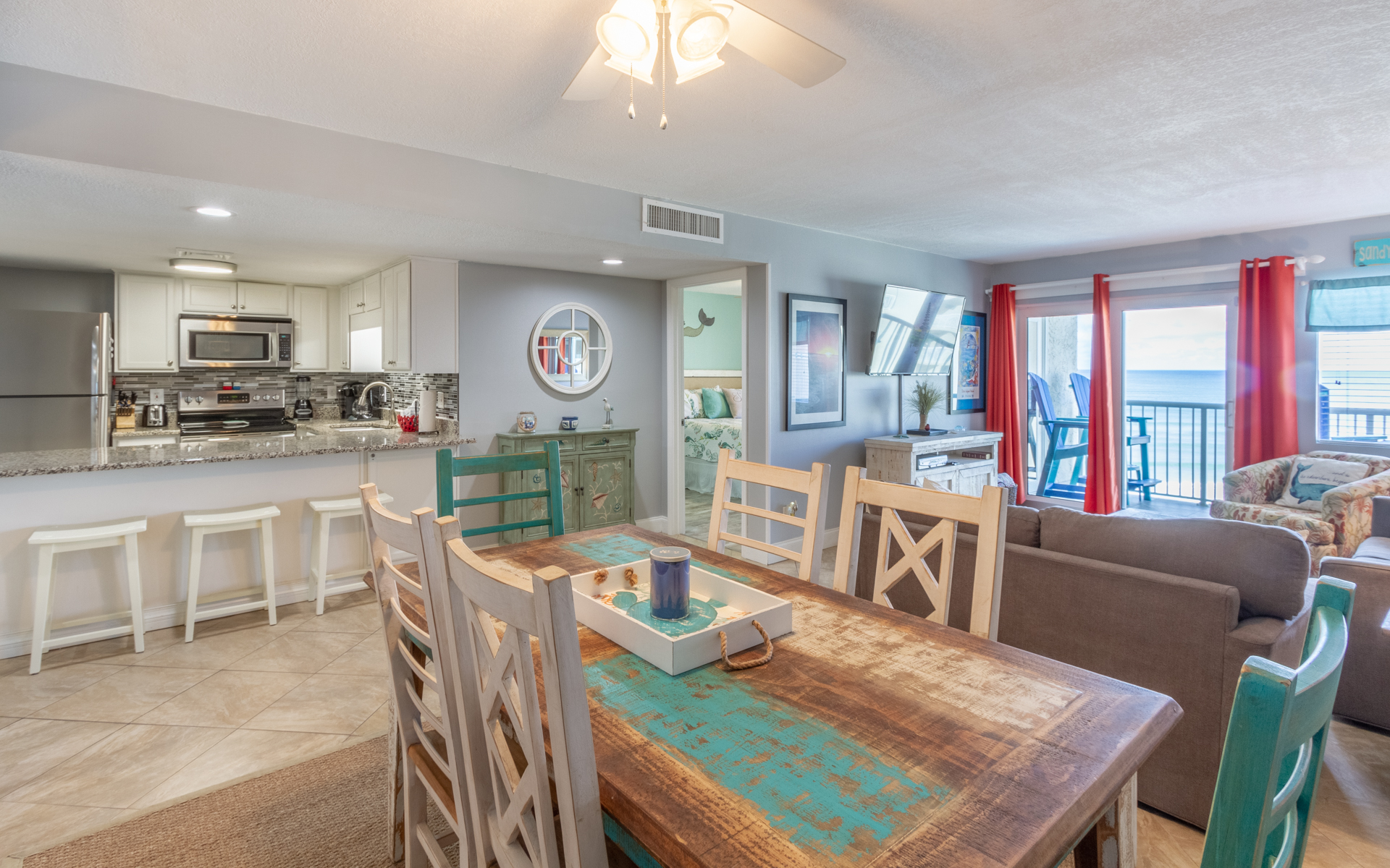 Holiday Surf & Racquet Club 617 Condo rental in Holiday Surf & Racquet Club in Destin Florida - #3