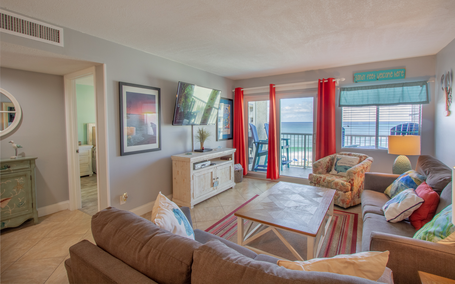 Holiday Surf & Racquet Club 617 Condo rental in Holiday Surf & Racquet Club in Destin Florida - #4