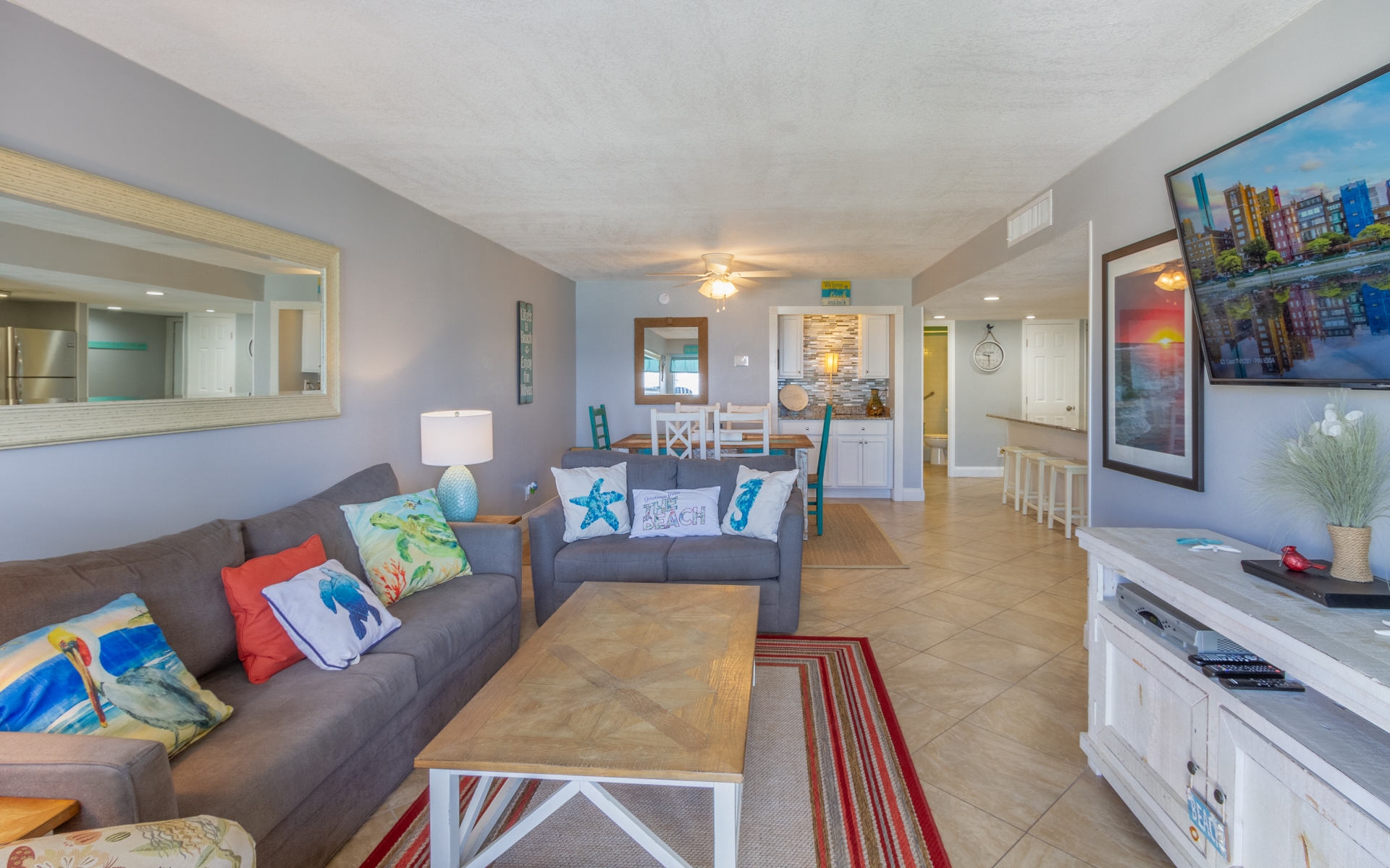 Holiday Surf & Racquet Club 617 Condo rental in Holiday Surf & Racquet Club in Destin Florida - #5