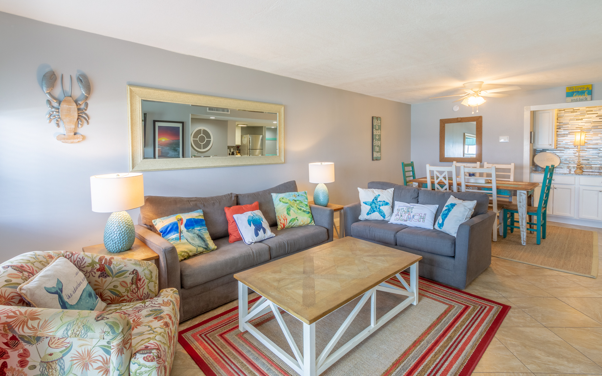 Holiday Surf & Racquet Club 617 Condo rental in Holiday Surf & Racquet Club in Destin Florida - #6