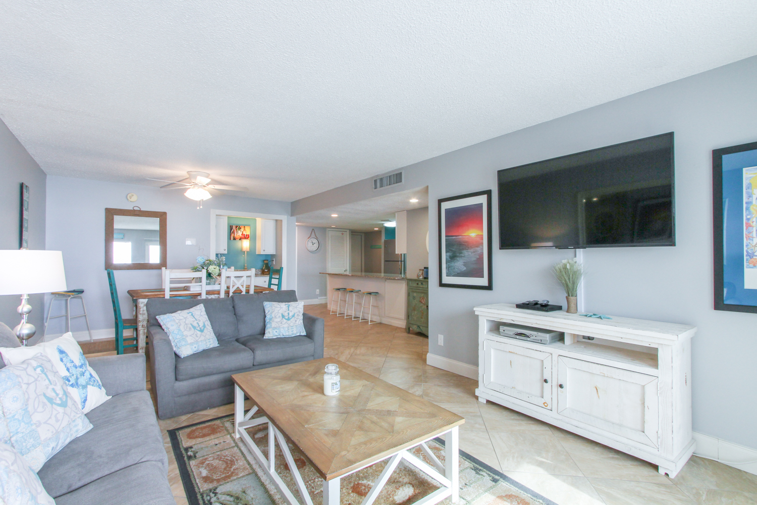 Holiday Surf & Racquet Club 617 Condo rental in Holiday Surf & Racquet Club in Destin Florida - #7