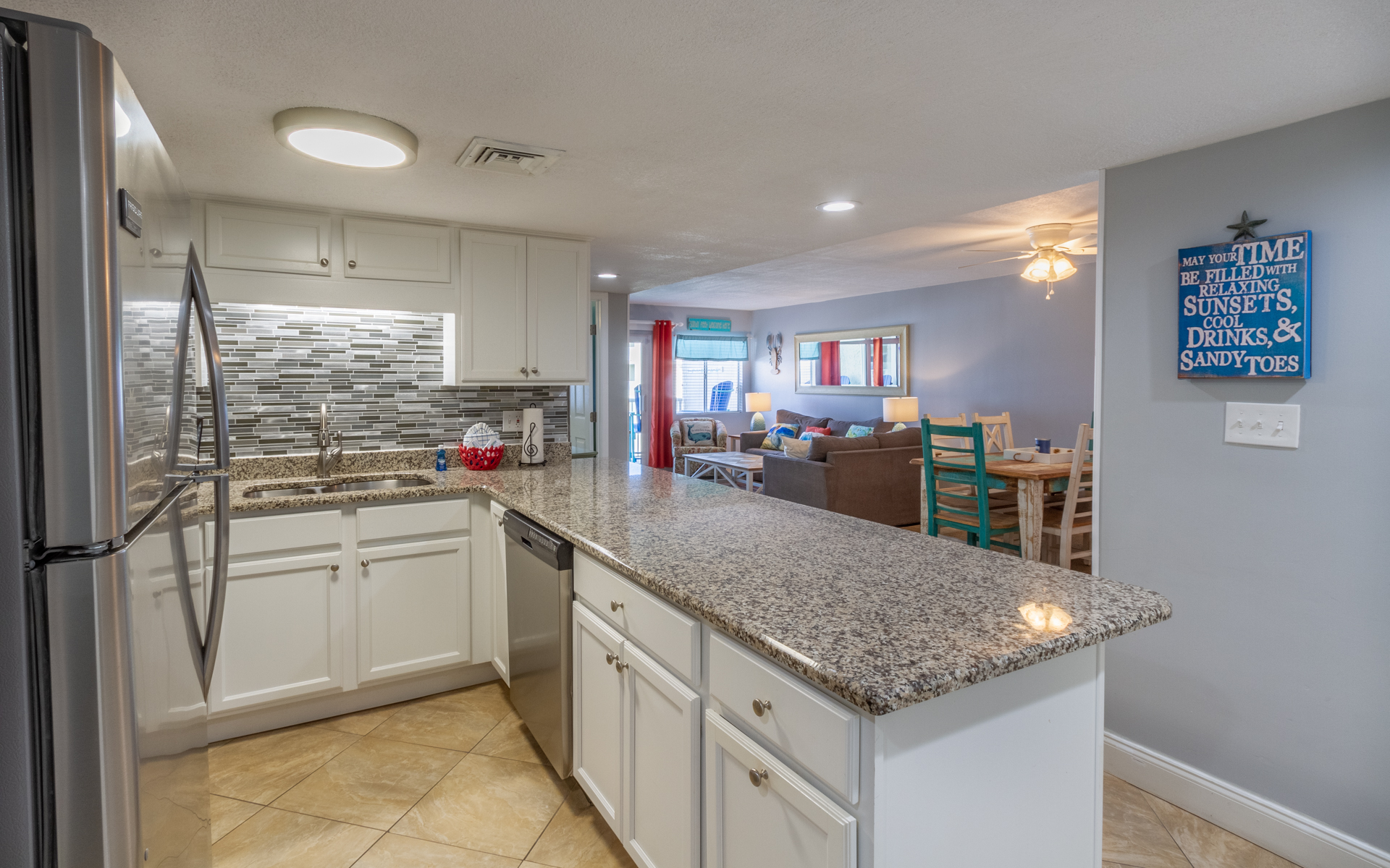 Holiday Surf & Racquet Club 617 Condo rental in Holiday Surf & Racquet Club in Destin Florida - #8