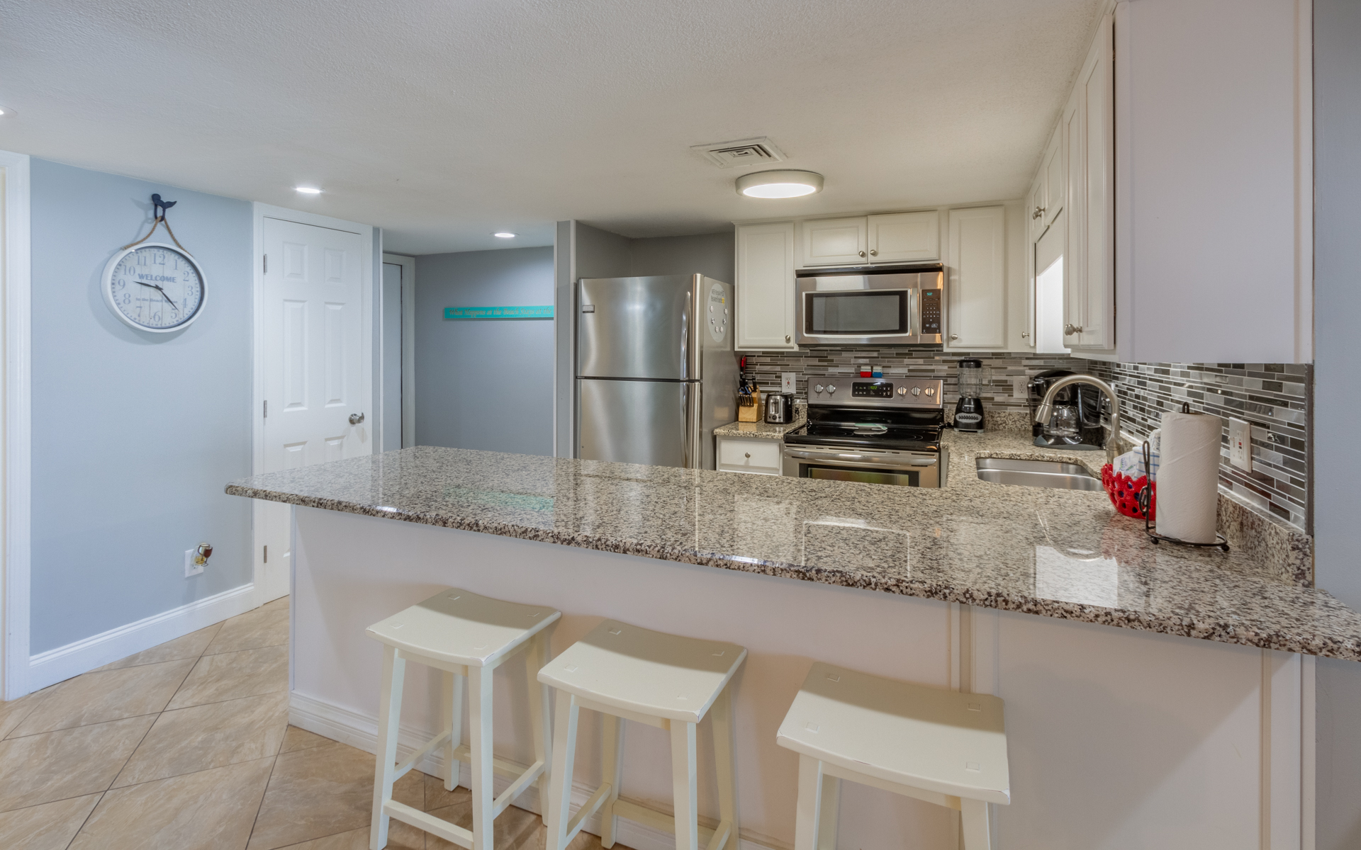 Holiday Surf & Racquet Club 617 Condo rental in Holiday Surf & Racquet Club in Destin Florida - #9