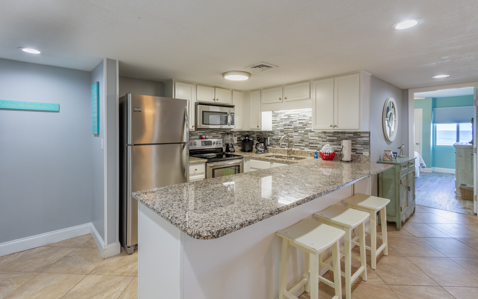 Holiday Surf & Racquet Club 617 Condo rental in Holiday Surf & Racquet Club in Destin Florida - #10