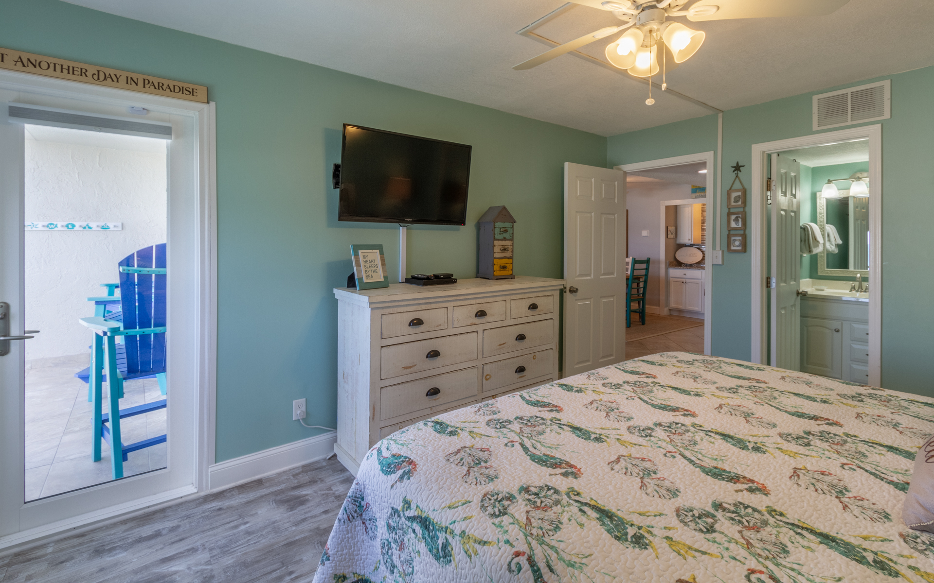 Holiday Surf & Racquet Club 617 Condo rental in Holiday Surf & Racquet Club in Destin Florida - #14