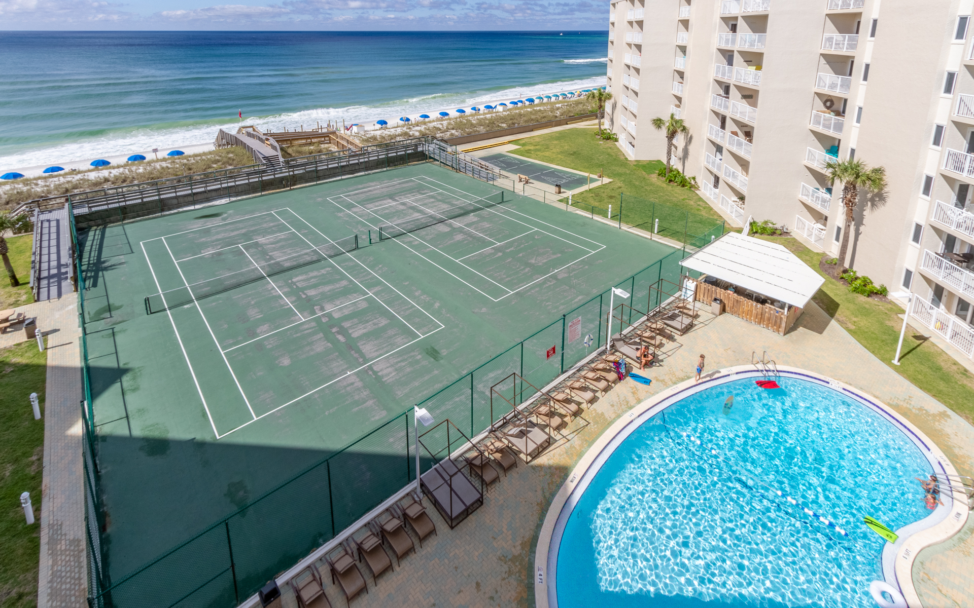Holiday Surf & Racquet Club 617 Condo rental in Holiday Surf & Racquet Club in Destin Florida - #22