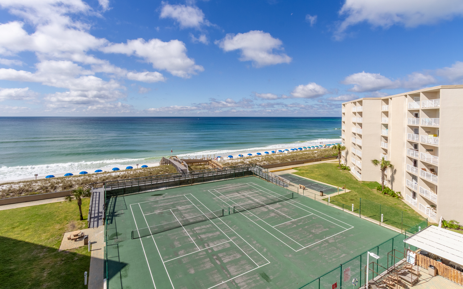 Holiday Surf & Racquet Club 617 Condo rental in Holiday Surf & Racquet Club in Destin Florida - #23