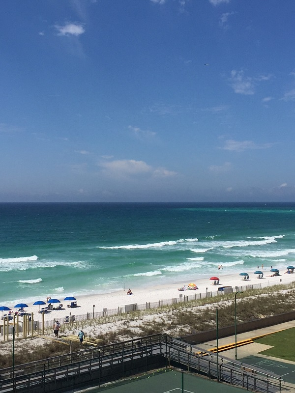 Holiday Surf & Racquet Club 618 Condo rental in Holiday Surf & Racquet Club in Destin Florida - #2