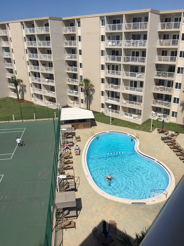 Holiday Surf & Racquet Club 618 Condo rental in Holiday Surf & Racquet Club in Destin Florida - #28