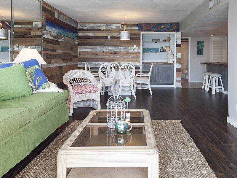 Holiday Surf & Racquet Club 620 Condo rental in Holiday Surf & Racquet Club in Destin Florida - #3
