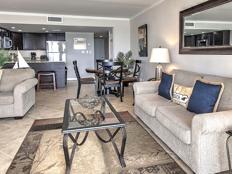 Holiday Surf & Racquet Club 622 Condo rental in Holiday Surf & Racquet Club in Destin Florida - #1
