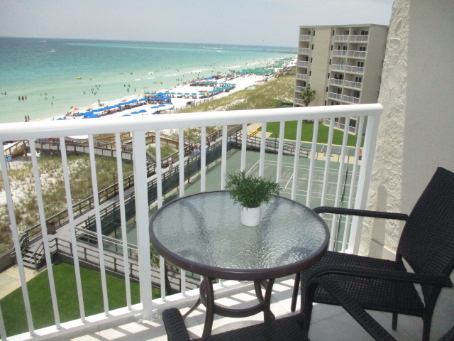 Holiday Surf & Racquet Club 622 Condo rental in Holiday Surf & Racquet Club in Destin Florida - #7
