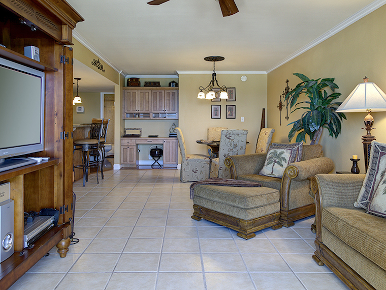 Holiday Surf & Racquet Club 624 Condo rental in Holiday Surf & Racquet Club in Destin Florida - #4