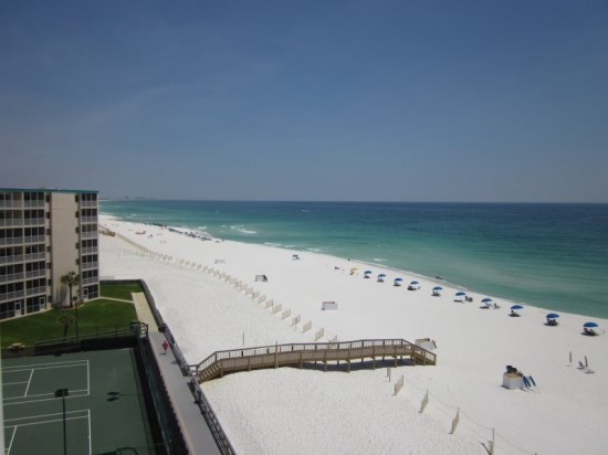 Holiday Surf & Racquet Club 701 Condo rental in Holiday Surf & Racquet Club in Destin Florida - #20