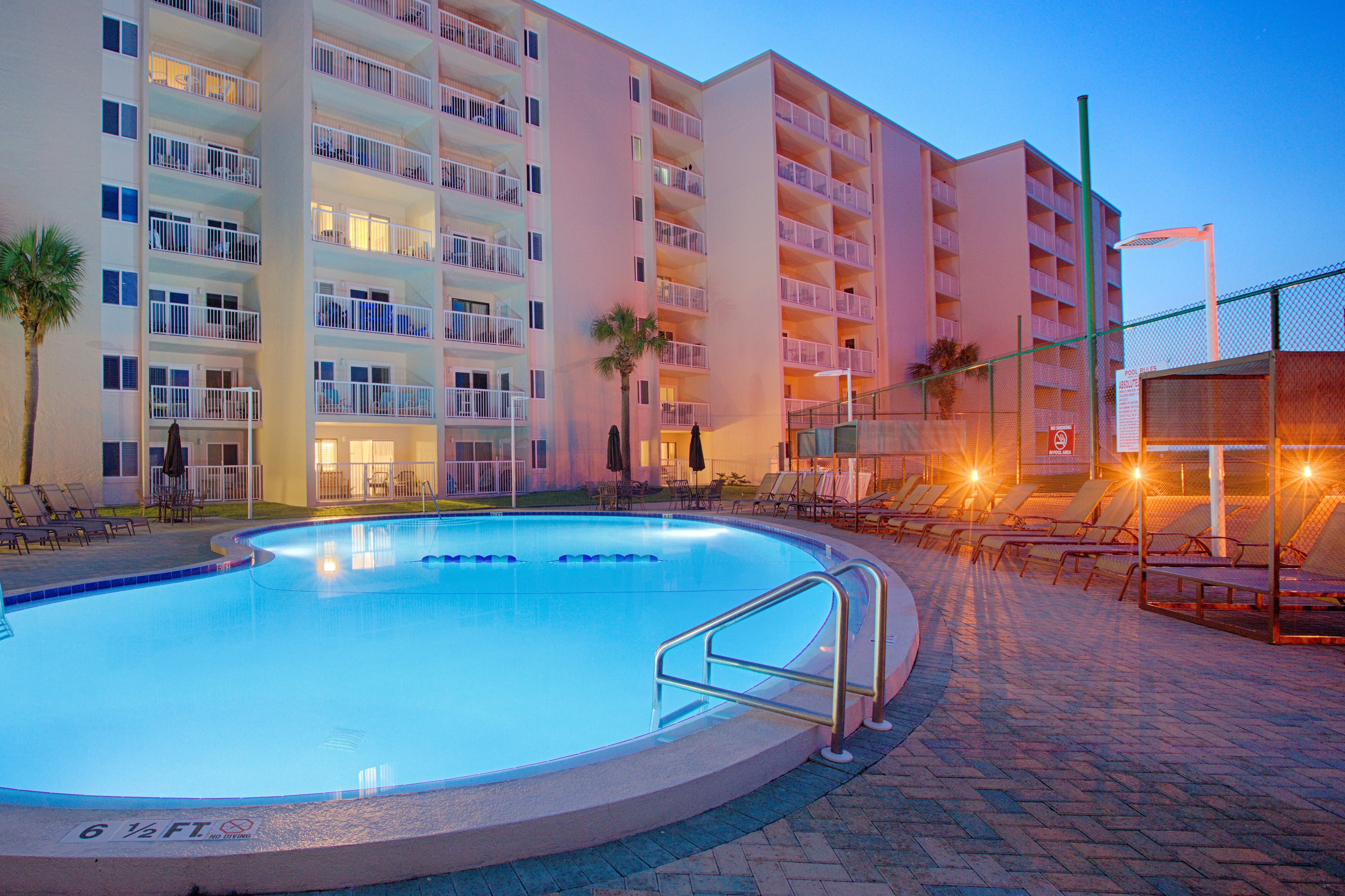 Holiday Surf & Racquet Club 702 Condo rental in Holiday Surf & Racquet Club in Destin Florida - #2
