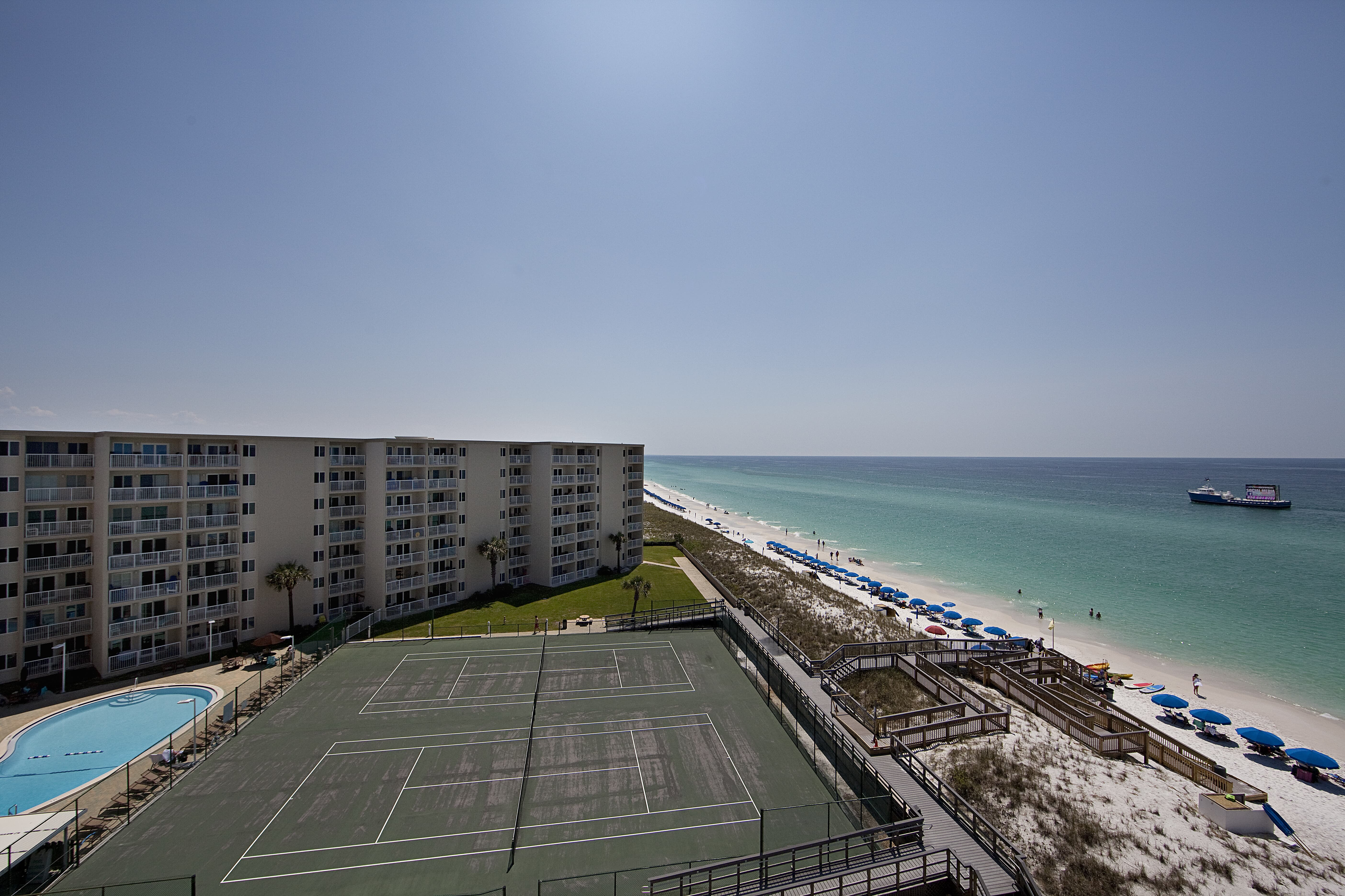 Holiday Surf & Racquet Club 703 Condo rental in Holiday Surf & Racquet Club in Destin Florida - #22