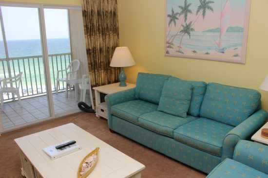 Holiday Surf & Racquet Club 706 Condo rental in Holiday Surf & Racquet Club in Destin Florida - #1