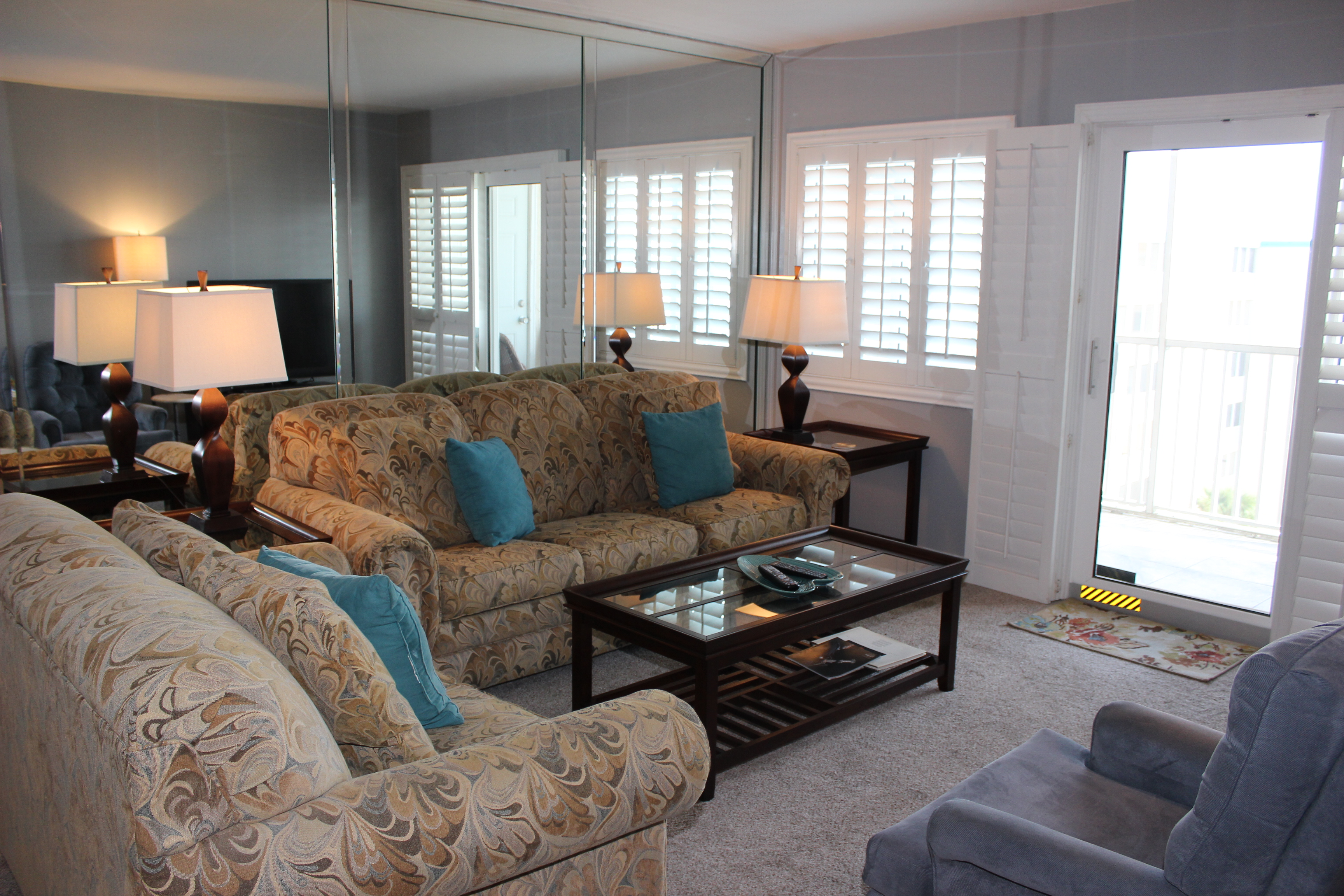 Holiday Surf & Racquet Club 708 Condo rental in Holiday Surf & Racquet Club in Destin Florida - #1