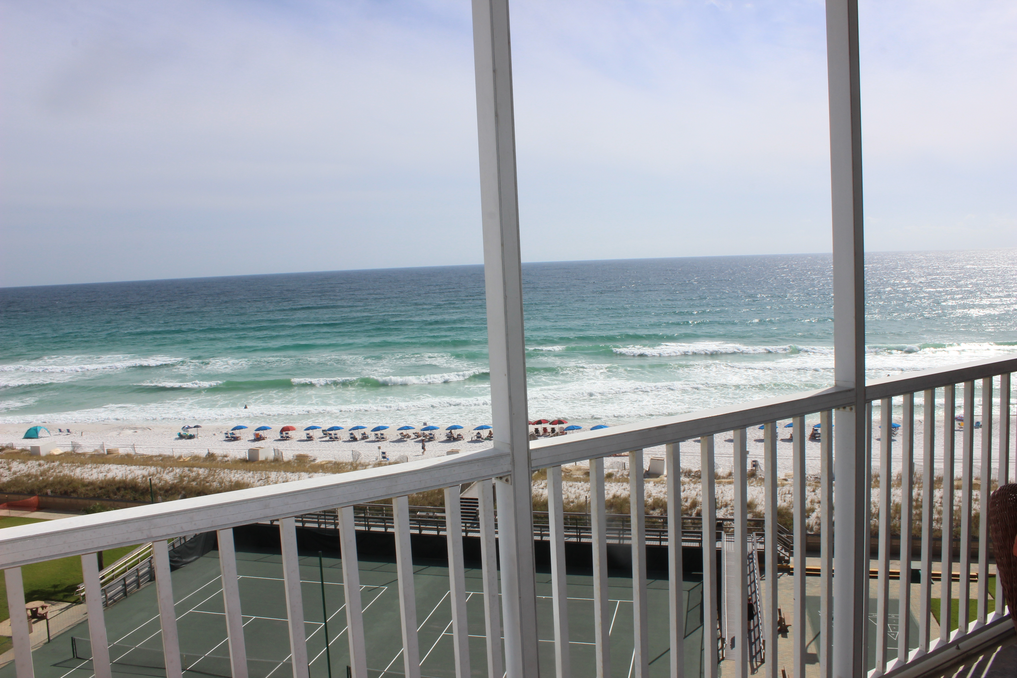 Holiday Surf & Racquet Club 708 Condo rental in Holiday Surf & Racquet Club in Destin Florida - #4